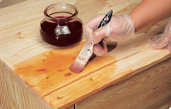 Обработка древесины и ее защита